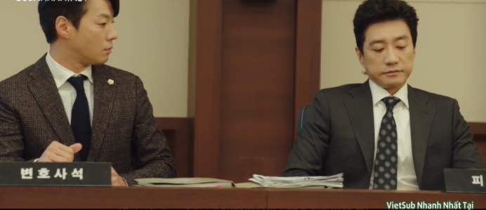 'Law School': Vụ án giết người vẫn bế tắc nhưng Kim Bum đã kịp 'tung thính' Ryu Hye Young Ảnh 9