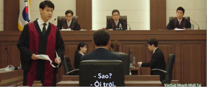 'Law School': Vụ án giết người vẫn bế tắc nhưng Kim Bum đã kịp 'tung thính' Ryu Hye Young Ảnh 11