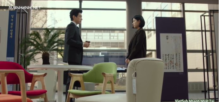 'Law School': Vụ án giết người vẫn bế tắc nhưng Kim Bum đã kịp 'tung thính' Ryu Hye Young Ảnh 16
