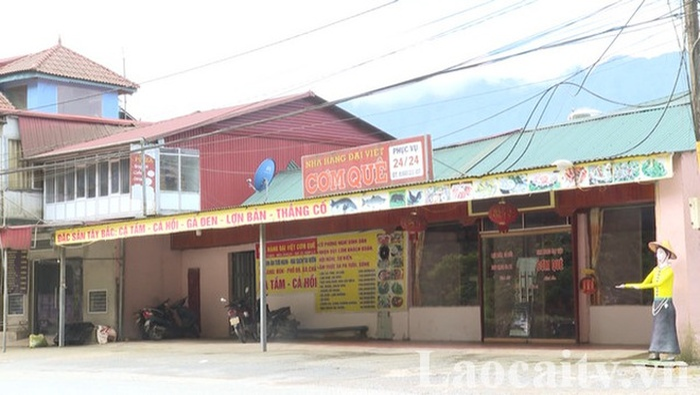 Tìm được 9 F1 trong quán cơm tại thị xã Sa Pa nơi chuyên gia người Trung Quốc từng đến Ảnh 1