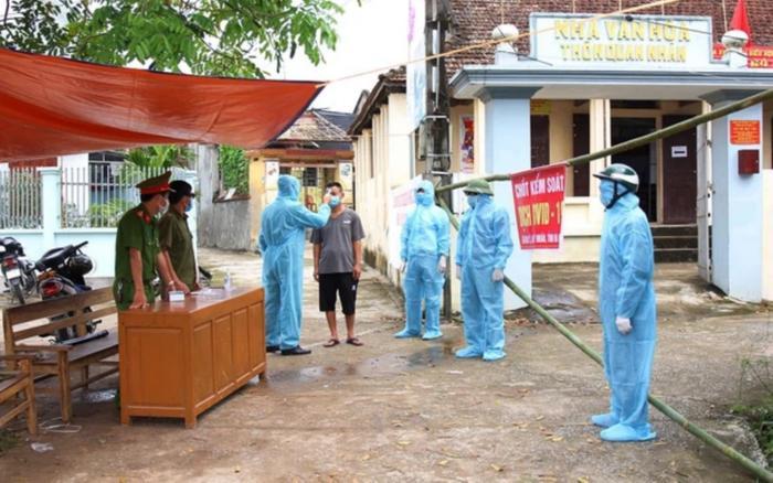 Hà Nam ghi nhận thêm 2 ca dương tính SARS-CoV-2 mới tại huyện Lý Nhân Ảnh 1