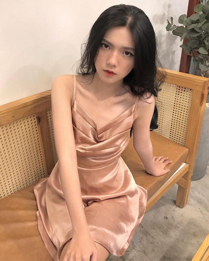 Nhan sắc ngọt ngào, nóng bỏng của Hồng Khanh - nữ sinh người Việt được mời tham dự 'Sáng tạo doanh 2022' Ảnh 14