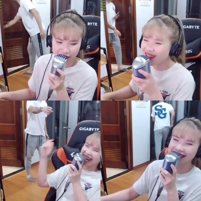 Kelvin Khánh giả 'đứng hình wifi lag' chọc Khởi My ngay trên sóng livestream: Kết hôn vui đến vậy sao? Ảnh 5