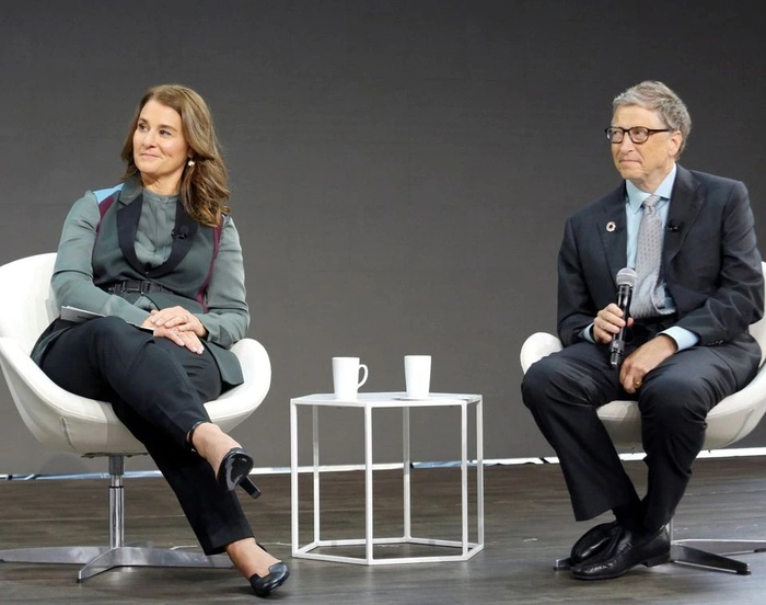 Bill Gates bất ngờ tuyên bố ly hôn vợ sau 27 năm chung sống Ảnh 3