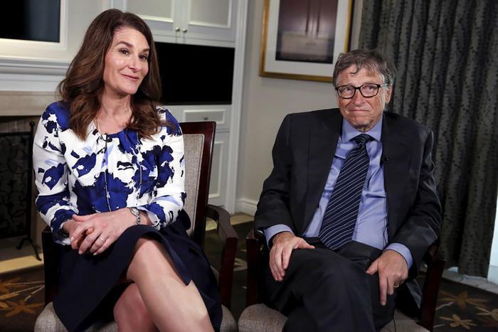 Bill Gates bất ngờ tuyên bố ly hôn vợ sau 27 năm chung sống Ảnh 1