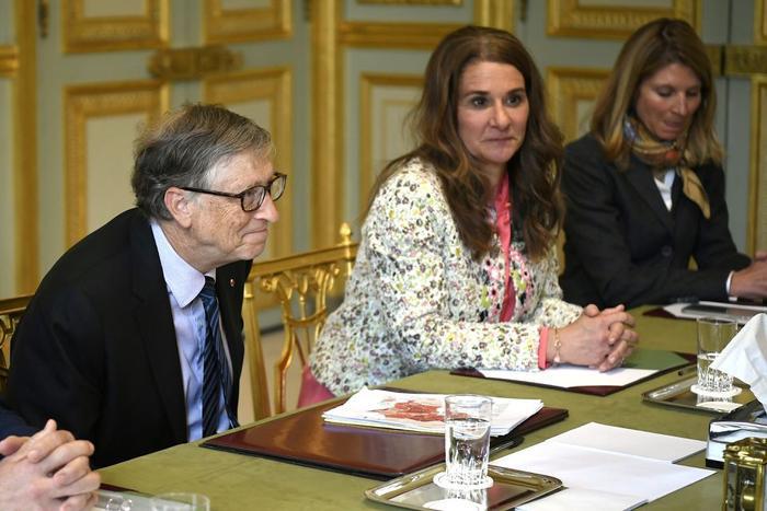 Bill Gates bất ngờ tuyên bố ly hôn vợ sau 27 năm chung sống Ảnh 2