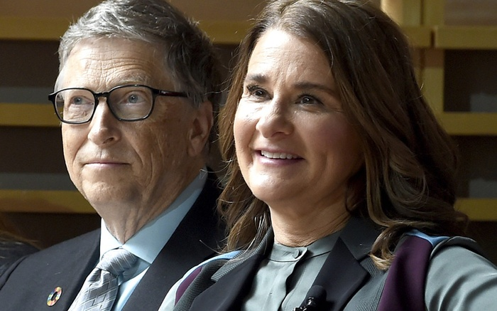 Vợ chồng tỷ phú Bill Gates ly hôn sau 27 năm chung sống Ảnh 1