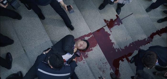 Jeon Yeo Bin, Song Joong Ki, Taecyeon, Kwak Dong Yeon là những 'cây hài' của 'Vincenzo' Ảnh 2