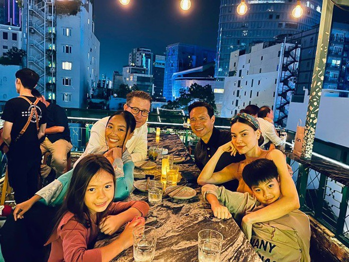 Fan 'đòi' Đoan Trang gả con gái cho Subeo nhà Hà Hồ vì quá môn đăng hộ đối Ảnh 1