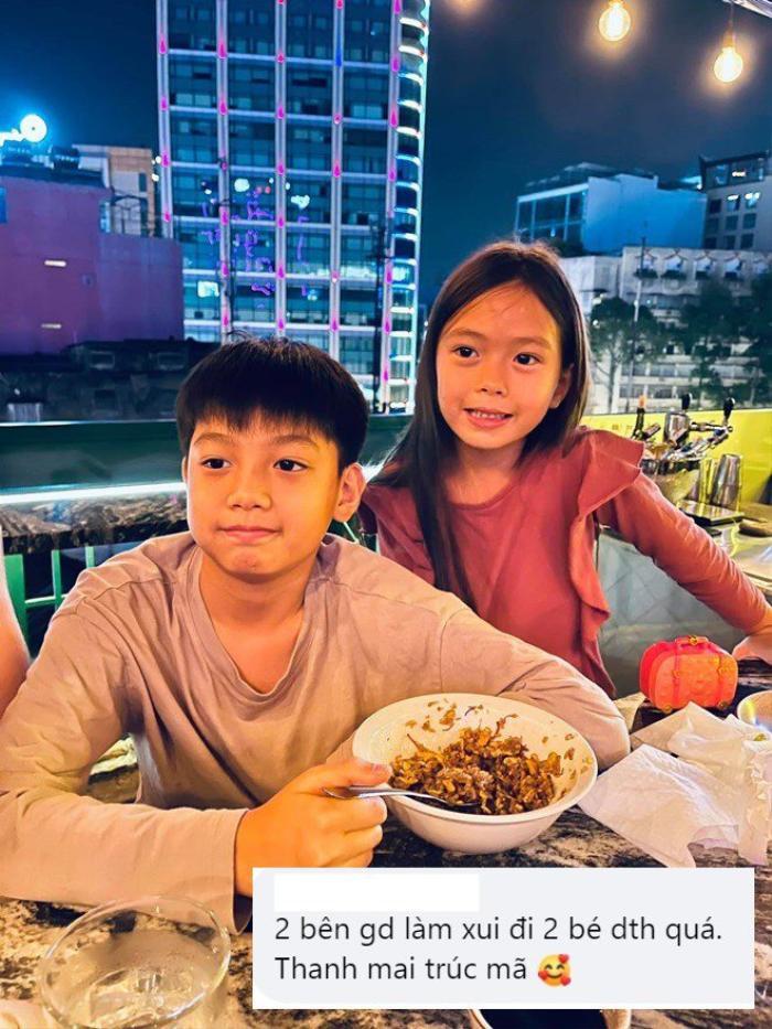Fan 'đòi' Đoan Trang gả con gái cho Subeo nhà Hà Hồ vì quá môn đăng hộ đối Ảnh 4