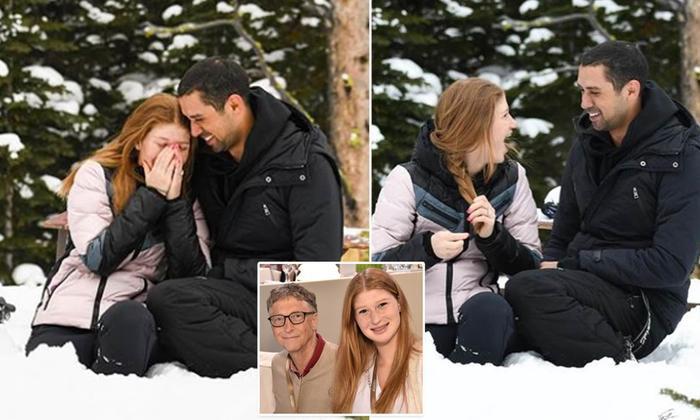 Phản ứng bất ngờ của con gái Bill Gates khi bố mẹ ly hôn Ảnh 4