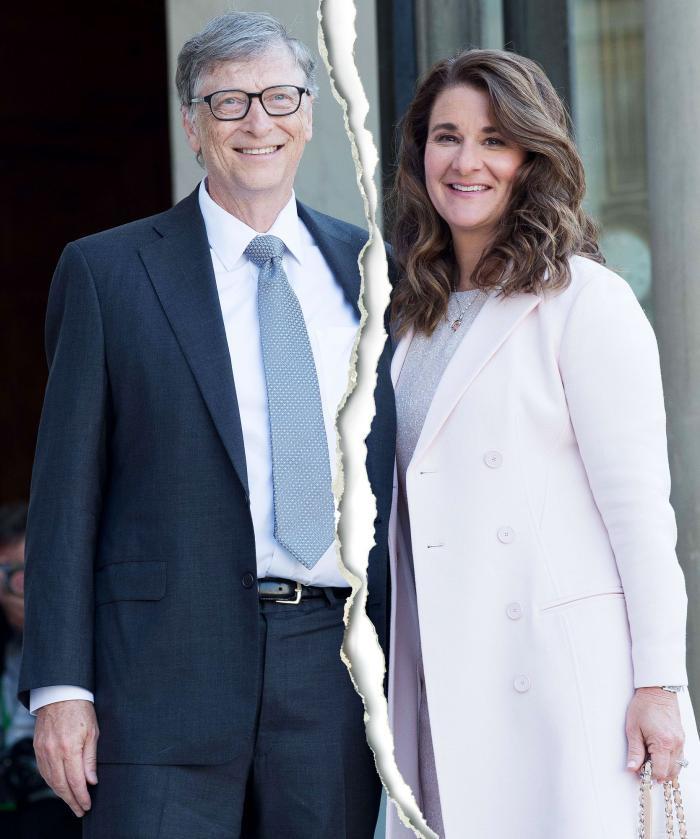 Phản ứng bất ngờ của con gái Bill Gates khi bố mẹ ly hôn Ảnh 1