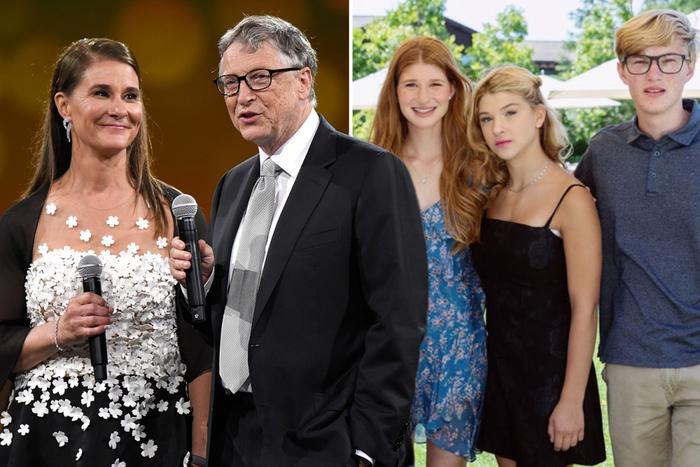 Phản ứng bất ngờ của con gái Bill Gates khi bố mẹ ly hôn Ảnh 3