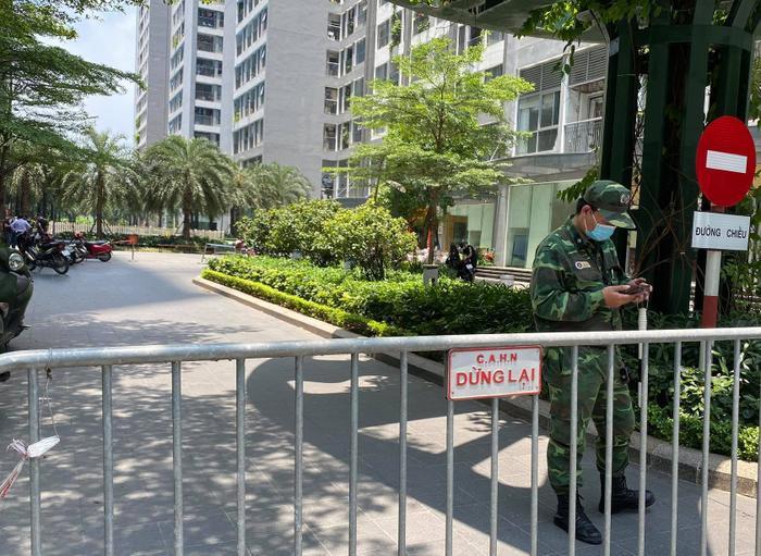 Hà Nội: Phong toả khẩn cấp tòa Park 10 KĐT Time City khi phát hiện ca nhiễm Covid-19 là người Ấn Độ Ảnh 2