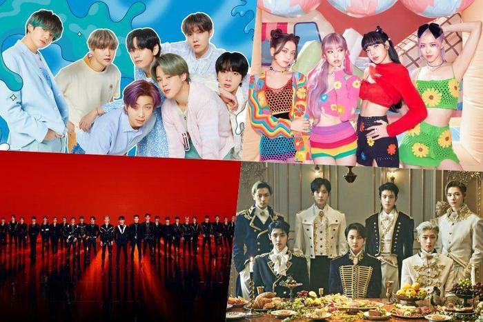 Kpop đối đầu trên BXH World Album: BTS làm nên lịch sử, BlackPink có dấu hiệu đuối sức Ảnh 1
