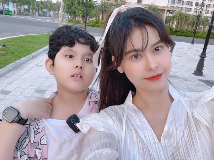 Trương Quỳnh Anh và Tim cùng đưa con đến Phú Quốc, cặp đôi nối lại tình xưa hay gì? Ảnh 2