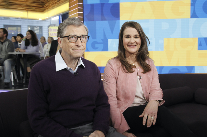 Sau thông báo ly hôn, vợ chồng tỷ phú Bill Gates bắt đầu phân chia khối tài sản 145 tỷ USD Ảnh 5