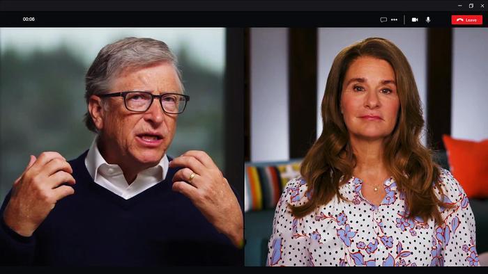Sau thông báo ly hôn, vợ chồng tỷ phú Bill Gates bắt đầu phân chia khối tài sản 145 tỷ USD Ảnh 3