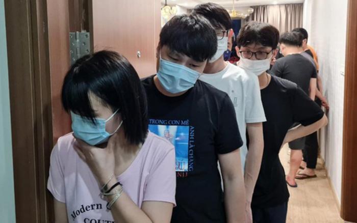Khởi tố bắt tạm giam 3 người Trung Quốc tổ chức cho đồng hương ở lại Việt Nam trái phép Ảnh 1