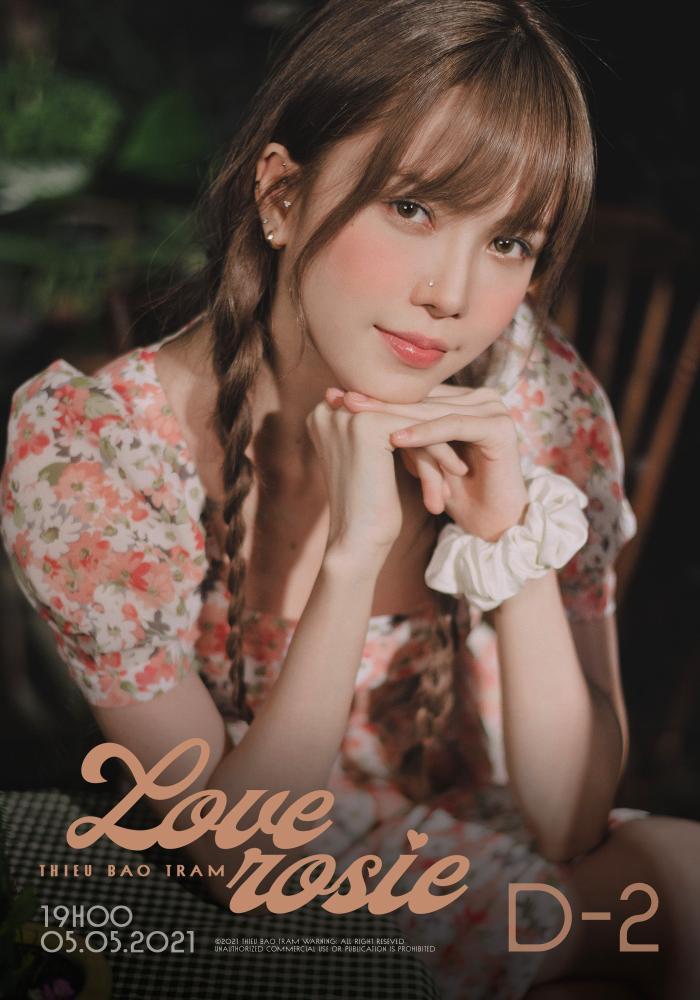 Love Rosie từ Thiều Bảo Trâm tưởng không liên quan ai ngờ liên quan không tưởng với MV của Sơn Tùng Ảnh 2