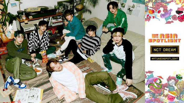 Sau thành tích triệu bản, NCT Dream công phá 'Nghệ sĩ tiêu điểm của tháng 5' trên MTV Asia Spotlight Ảnh 4