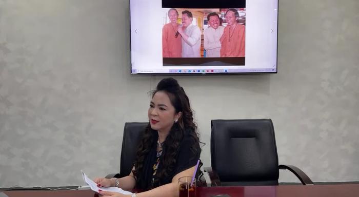 Bà Nguyễn Phương Hằng thừa nhận yêu say đắm ông Võ Hoàng Yên rồi gay gắt hỏi CĐM: 'Vừa lòng chưa?' Ảnh 2
