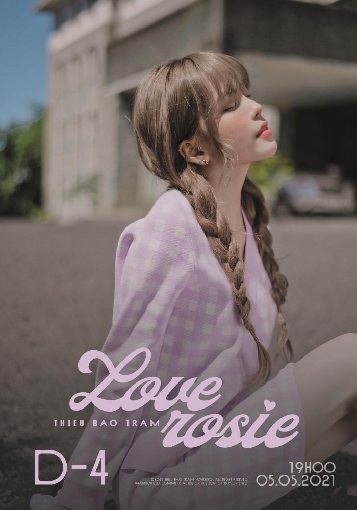 Love Rosie từ Thiều Bảo Trâm lại dính nghi vấn 'mượn' 80% ý tưởng MV nhóm indie Hàn Quốc? Ảnh 10