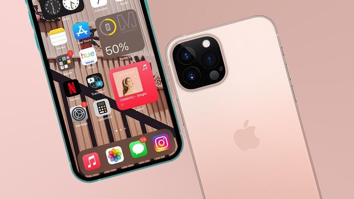iPhone 13 màu hồng đẹp ngất ngây lộ diện, niềm mong ước của mọi chị em đây rồi Ảnh 1