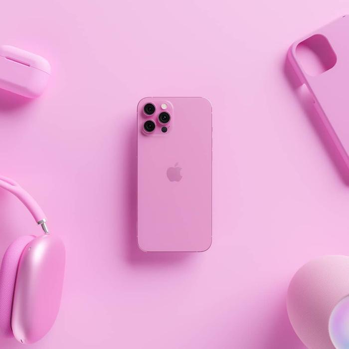 iPhone 13 màu hồng đẹp ngất ngây lộ diện, niềm mong ước của mọi chị em đây rồi Ảnh 3