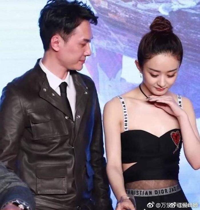 Mới ly hôn Triệu Lệ Dĩnh được 2 tuần, Phùng Thiệu Phong đã tích cực tìm vợ mới? Ảnh 1