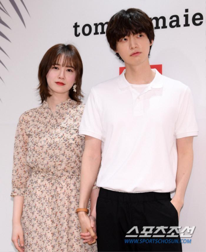 Goo Hye Sun cầu xin công chúng tha thứ cho Ahn Jae Hyun! Ảnh 5