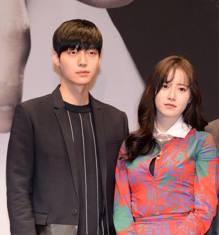 Goo Hye Sun cầu xin công chúng tha thứ cho Ahn Jae Hyun! Ảnh 7