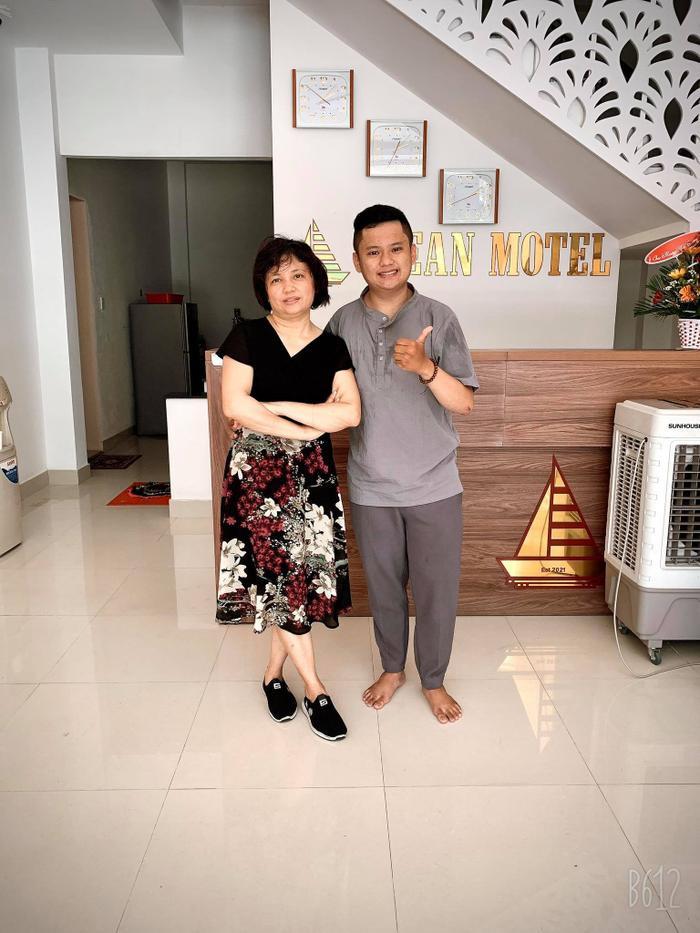 'Thưa mẹ, con đi': Câu chuyện mẹ con cảm động của tình nguyện viên chống dịch ở Đà Nẵng Ảnh 1