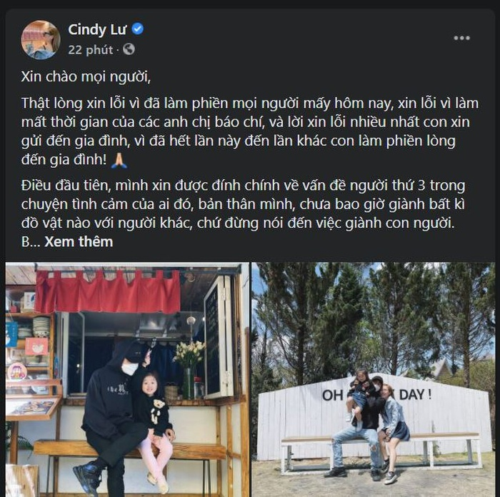 Soi tin nhắn Hoài Lâm gửi vợ cũ khi xác nhận quen Đạt G, Sơn Tùng ngồi không cũng 'dính đạn' Ảnh 14
