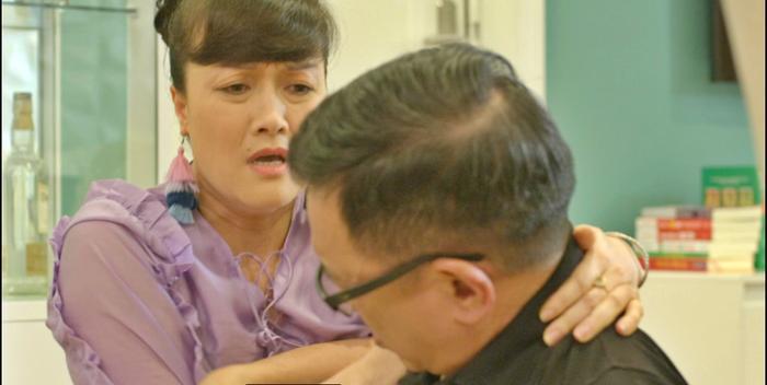 Tập 34 'Hướng dương ngược nắng': NSND Thu Hà được Hồng Diễm - Quỳnh Kool tích cực se duyên với chú Quân Ảnh 5