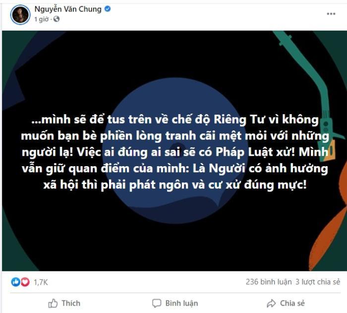 Nhạc sĩ Nguyễn Văn Chung chỉ đích danh bà Phương Hằng: 'Mang 10 nhẫn hột xoàn cũng không sang' Ảnh 5