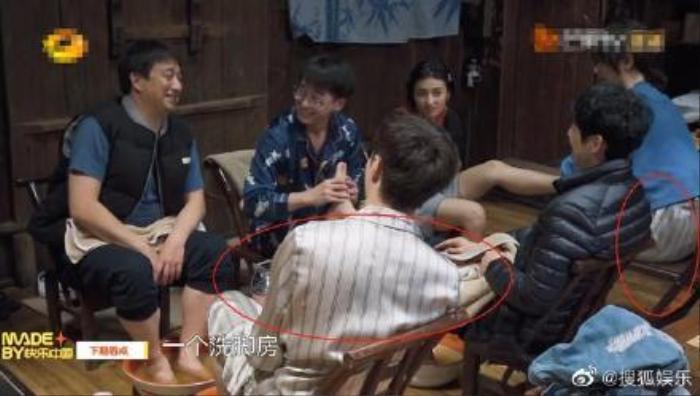 Bằng chứng 'tố cáo' Dương Tử và Trương Nghệ Hưng đang yêu nhau: Sao mà chối cãi được nữa? Ảnh 2