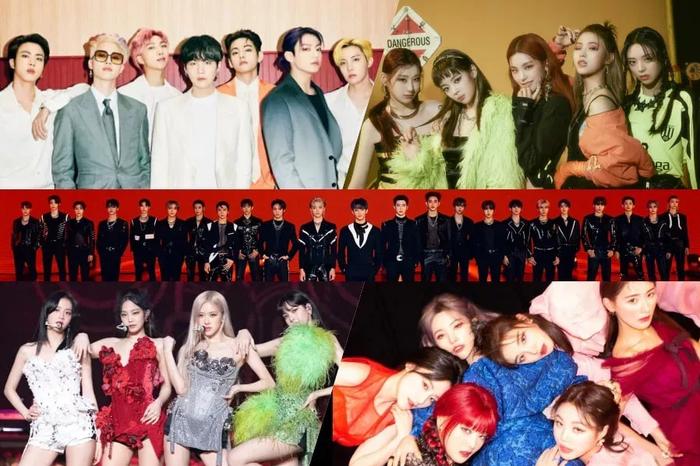 Kpop 'căng não' trên BXH World Album: BTS thống trị, ITZY vượt mặt BlackPink, SuperM kiên quyết bám trụ Ảnh 1