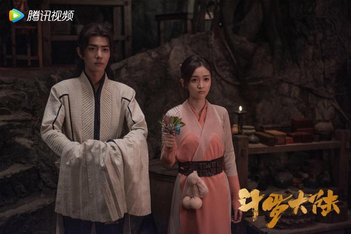 10 drama Hoa Ngữ có lượt xem cao nhất nửa đầu năm 2021: Gây tranh cãi nhưng 'Đấu la đại lục' vẫn đứng đầu Ảnh 2