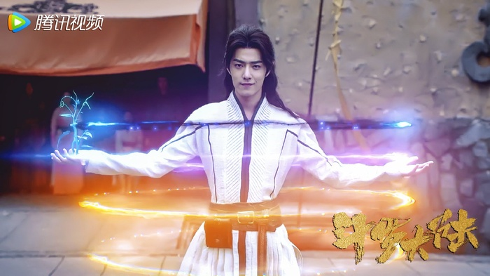 10 drama Hoa Ngữ có lượt xem cao nhất nửa đầu năm 2021: Gây tranh cãi nhưng 'Đấu la đại lục' vẫn đứng đầu Ảnh 1