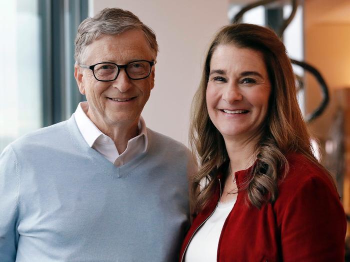 Vợ tỷ phú Bill Gates bất ngờ có động thái đầu tiên sau tuyên bố ly hôn Ảnh 1