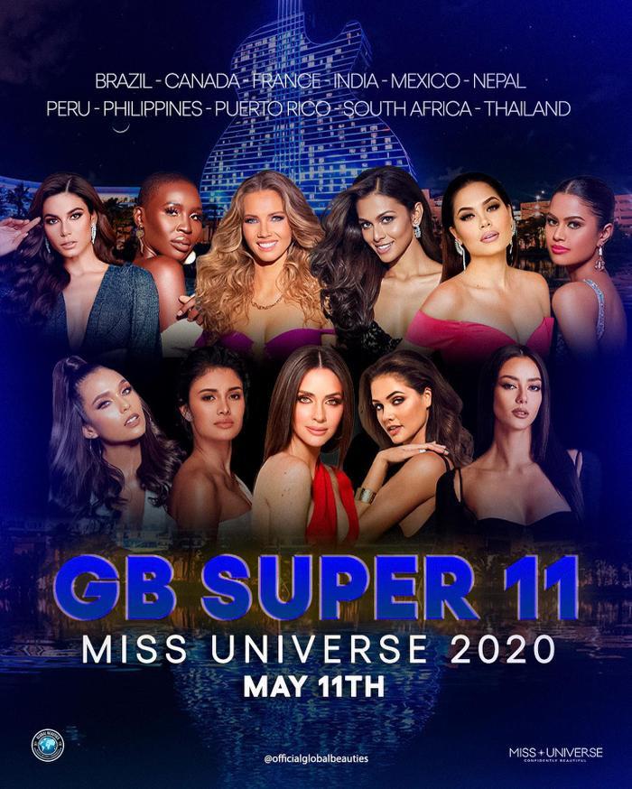 Fan khó hiểu khi Global Beauties tiếp tục đánh rớt Khánh Vân khỏi Top 11 Super tại Miss Universe 2020 Ảnh 3