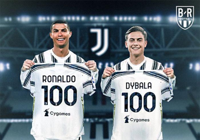 Cán mốc 100 bàn cho Juventus, Ronaldo đi vào lịch sử Ảnh 2