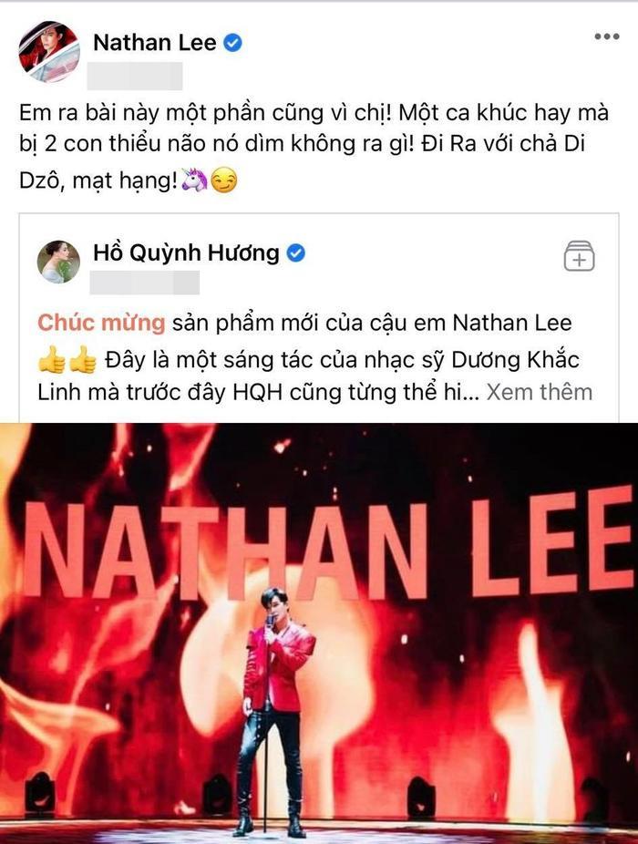 Nathan Lee chỉ trích Thanh Lam và Tùng Dương 'thiểu não', nguyên nhân bắt nguồn từ Hồ Quỳnh Hương? Ảnh 3