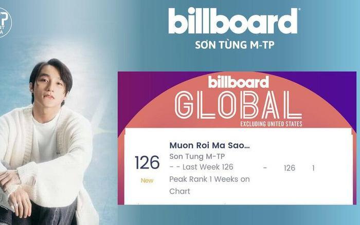 Sơn Tùng bất ngờ xuất hiện trên tài khoản Twitter của Billboard với hơn 11 triệu lượt theo dõi Ảnh 3