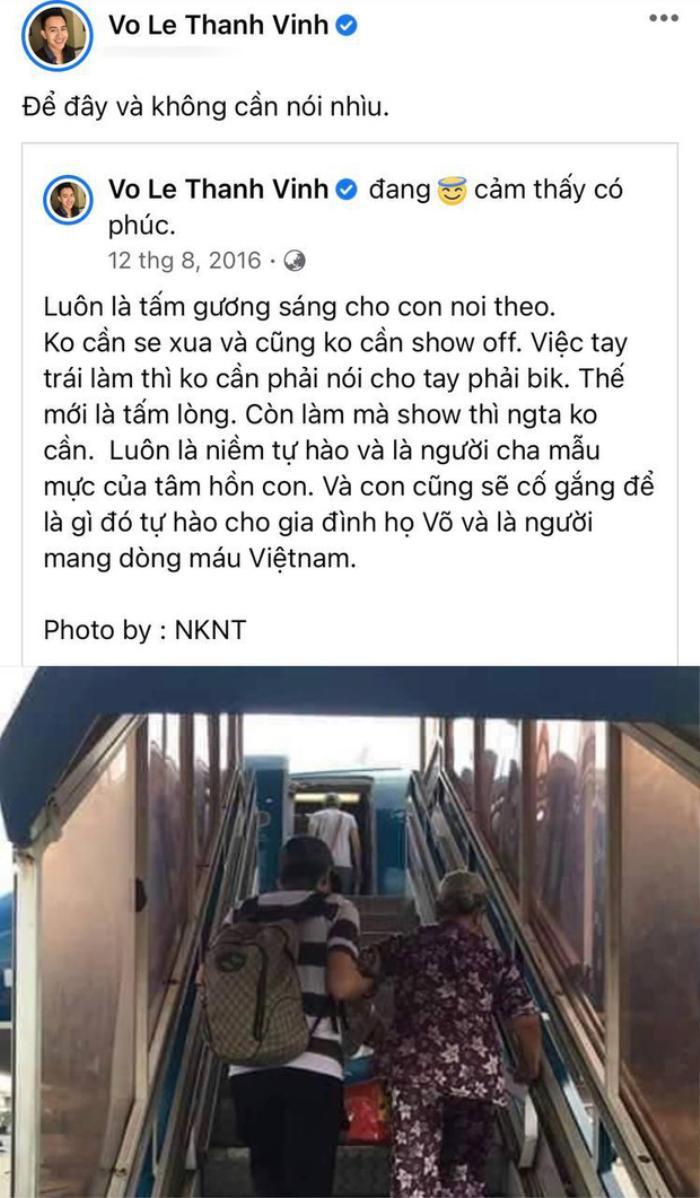 Giữa drama bị bà Phương Hằng chửi bới, con trai Hoài Linh lên tiếng sâu cay Ảnh 2