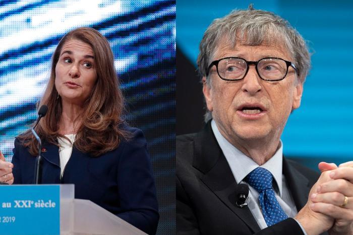 Bill Gates tâm sự với bạn bè rằng cuộc hôn nhân với vợ từ lâu đã 'không có tình yêu' Ảnh 4