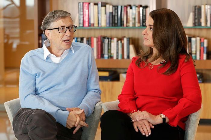 Bill Gates tâm sự với bạn bè rằng cuộc hôn nhân với vợ từ lâu đã 'không có tình yêu' Ảnh 1