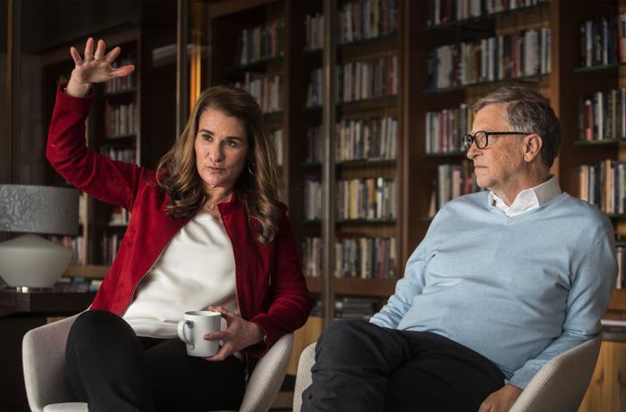 Bill Gates tâm sự với bạn bè rằng cuộc hôn nhân với vợ từ lâu đã 'không có tình yêu' Ảnh 3