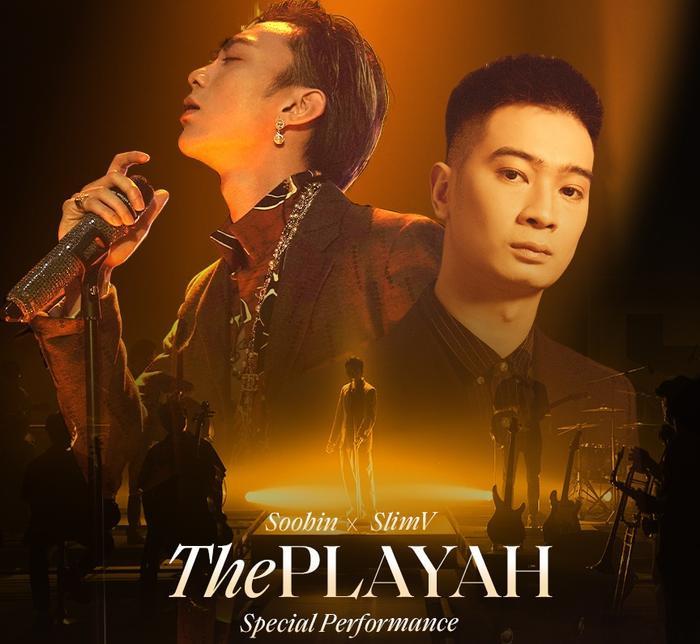 SOOBIN bắt tay Slim V: Hé lộ phiên bản hoàn toàn mới của E.P The Playah Ảnh 1